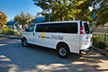 DART 15-passenger Vanpool vehicle