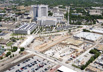 Aerial image of Baylor University Medical Center Station Site