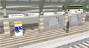 Belt Line Station rendering image