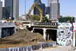 Image of Deep Ellum Tunnel Demolition