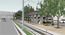 Las Colinas Urban Center Station Rendering image