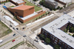 Aerial image of Latino Cultural Center