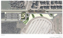North Lake College Station site plan rendering image