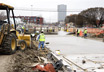 Image of concrete  pouring in Deep Ellum