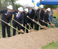Image: Breaking ground in Rowlett