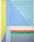 Richard Diebenkorn, Ocean Park No. 29, 1970, oil on canvas, Dallas Museum of Art, gift of Meadows Foundation, Incorporated