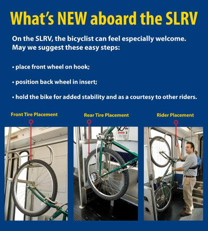 Image: What's New aboard the SLRV