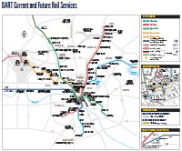 DART Current and Future Rail System