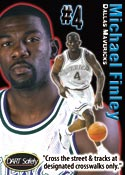 DART Safely Michael Finley Card