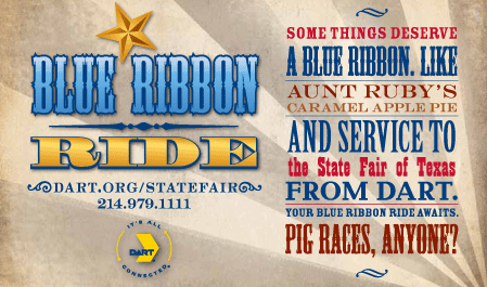 Blue Ribbon Ride