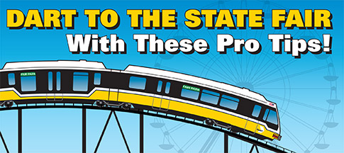 DART to the State Fair with These Pro Tips!