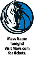 Mavs Game Tonight!