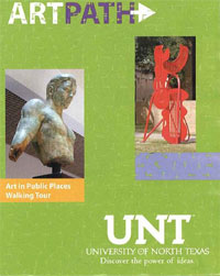 UNT Art Path