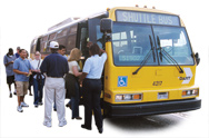DART State Fair Shuttle Bus image