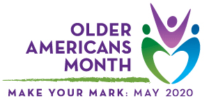 Older Americans Month: Make Your Mark: May 2020